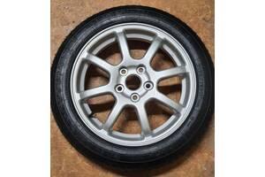 Запасное колесо докатка литая T155/70R17 Subaru Outback (BS/BN) 15-19  28121AL04A