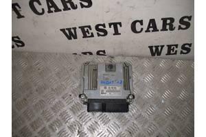 б/у Блоки управления двигателем Volkswagen Passat
