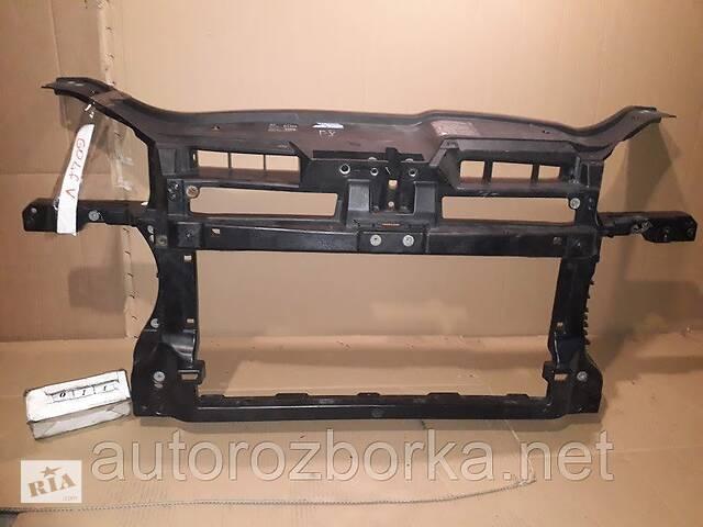 купить бу Б/у панель передняя 1K0805594H для Volkswagen Golf V 2003-2009(дифект) в Львове