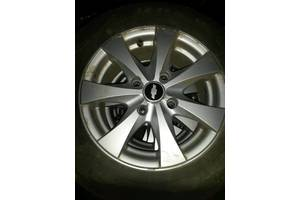 б/в Диски з шинами Chevrolet Lacetti
