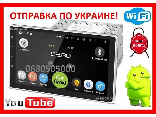 """продам 2DIN Магнитола-Планшет Pioneer Pi-807 10"""" Wi-Fi+Bluetooth+GPS+Android бу в Хмельницком"""