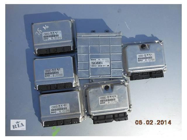 4B0 907 401 P Блок Управлення Двигателя  Мозги Ауди а6 с5- объявление о продаже  в Ківерцях