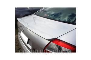 Спойлеры Audi A4