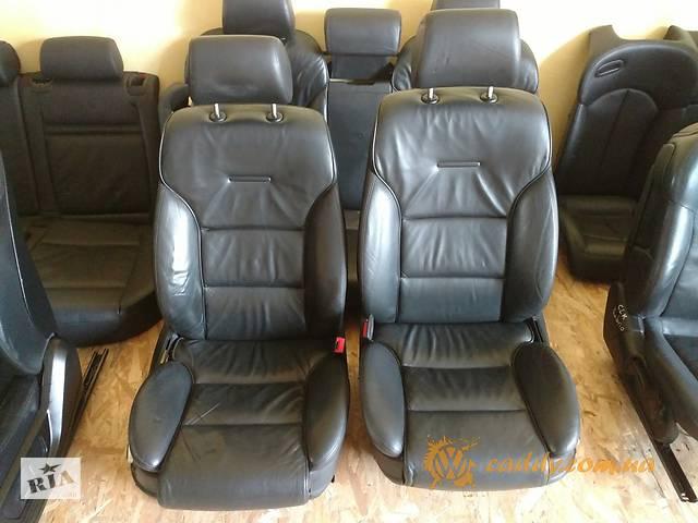 купить бу Audi A8 D3 comfort - кожаный салон в Киеве