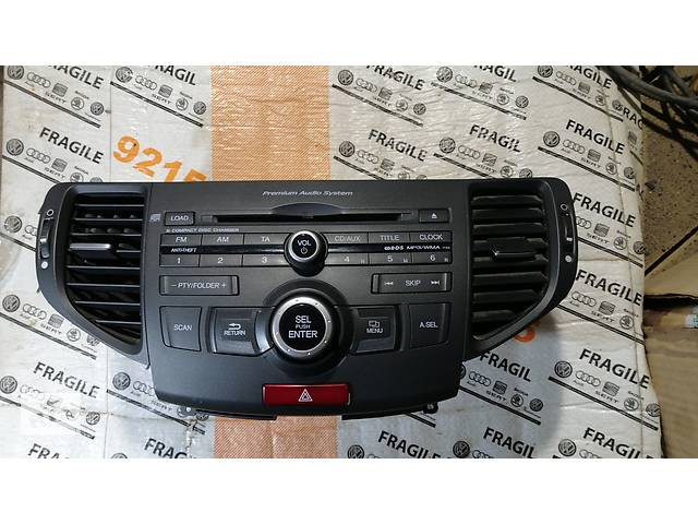 Штатна автомагнітола Honda Accord 8 Хонда Акорд 8- объявление о продаже  в Києві