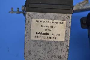 Автономна пічка BMW X5