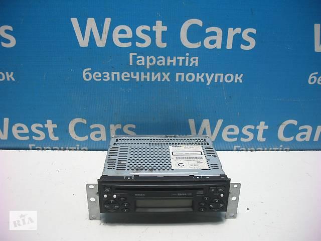 продам Б/У 2001 - 2007 X-Trail Автомагнітола. Вперед за покупками! бу в Луцьку