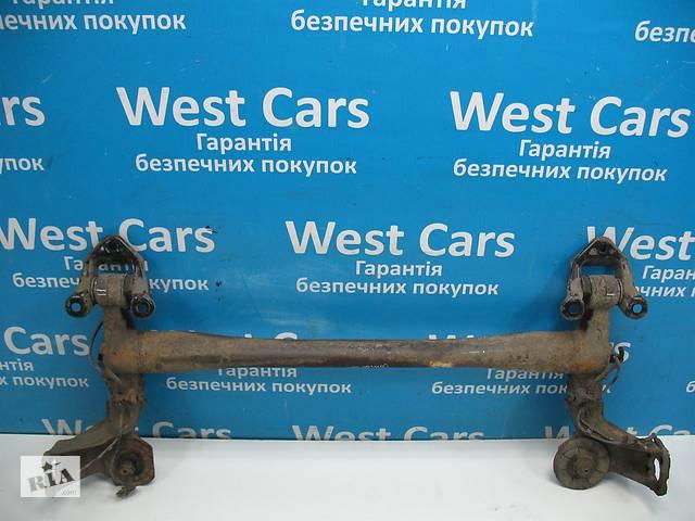 купить бу Б/У  Балка задней подвески Combo . Вперед за покупками!  в Украине