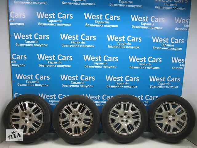 продам Б/У 2003 - 2009 Outback Комплект дисков R16 с шинами 205/65. Вперед за покупками! бу  в Україні