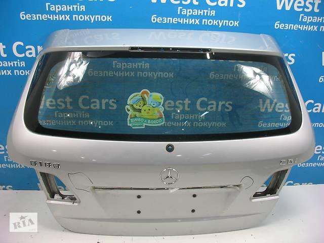 Б/У 2005 - 2011 B-Class Кришка багажника сіра. Вперед за покупками!- объявление о продаже  в Луцьку
