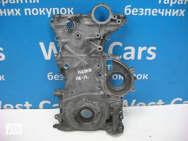 бу Б/У 2005 - 2012 Avensis Кришка двигуна передня 2.2 D. Вперед за покупками! в Луцьку