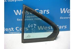 б/у Стекла двери Peugeot 607