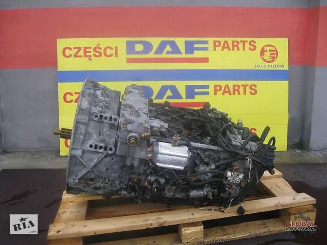 бу Б/у АКПП Daf XF 16S151 DAF CF 2006-2018р в Львове