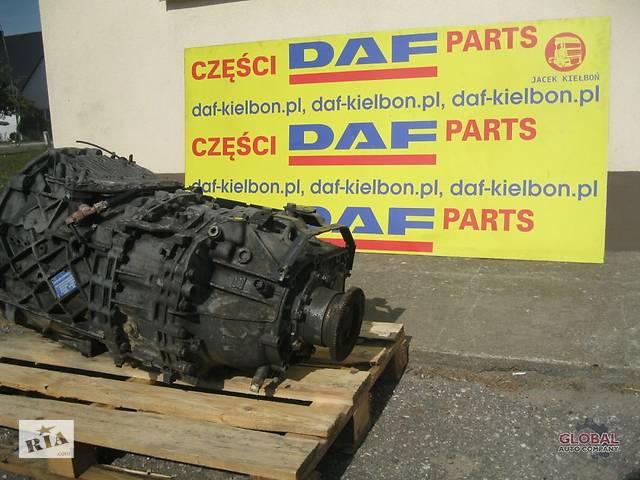 бу Б/у АКПП Daf XF DAF XF 105 12AS2330 2006-2018р в Львове