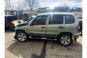 б/у Амортизаторы задние/передние Chevrolet Niva