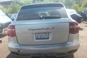 б/у Бамперы задние Porsche Cayenne