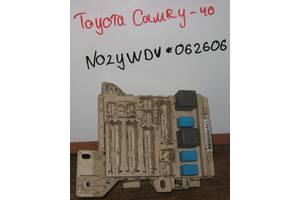 б/у Блоки предохранителей Toyota Camry