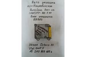 б/у Блоки управления AirBag Skoda Octavia A5