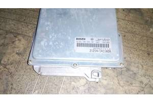 б/у Блоки управления двигателем ВАЗ 21214 Тайга
