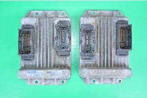б/у Блоки управления двигателем Opel Meriva