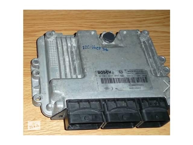 продам Б/у блок управления двигателем для Renault Master 2.5 бу в Коростышеве
