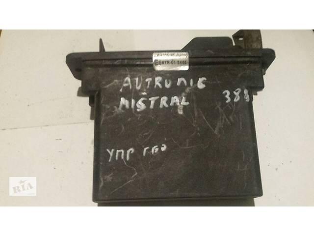 продам Б/у блок управления гбо autronic  mistrale867r-01-3445 бу в Рожнятове
