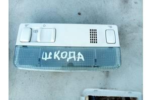 б/в Блоки управління освітленням Skoda Octavia A5