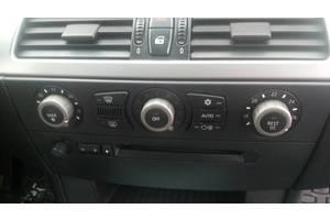б/у Блоки управления печкой/климатконтролем BMW 530