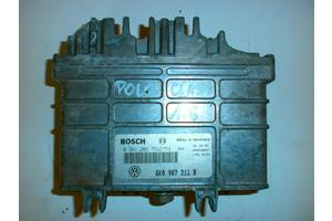 б/в Блоки керування двигуном Volkswagen Polo
