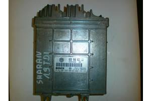 б/в Блоки керування двигуном Volkswagen Sharan