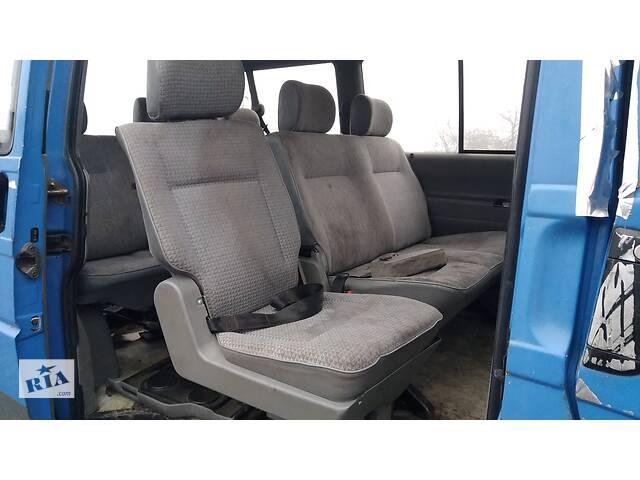 Б/у детали салона/сиденье/карта двери/потолок для Volkswagen T4 (Transporter)- объявление о продаже  в Умани