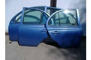 б/у Двери передние Nissan Teana