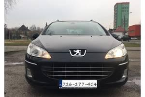 б/у Фары Peugeot 407