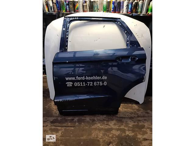 купить бу Б/у дверь задняя для Ford Edge II 2015-2017 в Тернополе