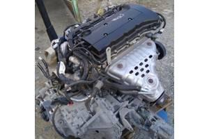 Б/у двигатель для Mitsubishi Lancer X 2006-2011 4b11