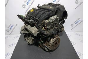 Б/у двигатель для Renault Clio 2009-2012  1.6 Бензин k4m 6830
