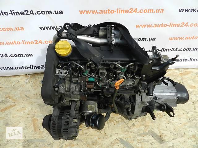 купить бу Б/у двигатель для Renault Kangoo (Megane 2, Scenic 2) 1.5DCI K9K евро 3, 4  (Delphi, Siemens) в Ковеле