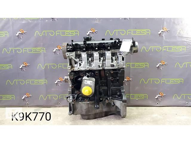 бу Б/у двигатель K9K770, 1.5 dCi, Euro 5 для Nissan NV200 в Ковеле