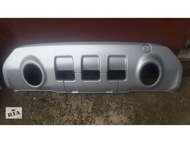 Спойлер диффузор бампера заднего для Ford Kuga MS-DESIGN Individual- объявление о продаже  в Ивано-Франковске