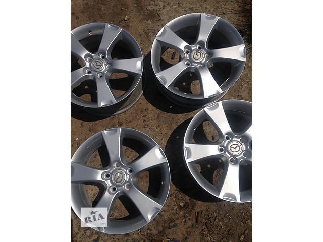 продам Б/у диск для Mazda 3Диски R17  разболтовка 5*114,3 Хонда Митсубиси Тойота Киа Хюндай бу в Харкові