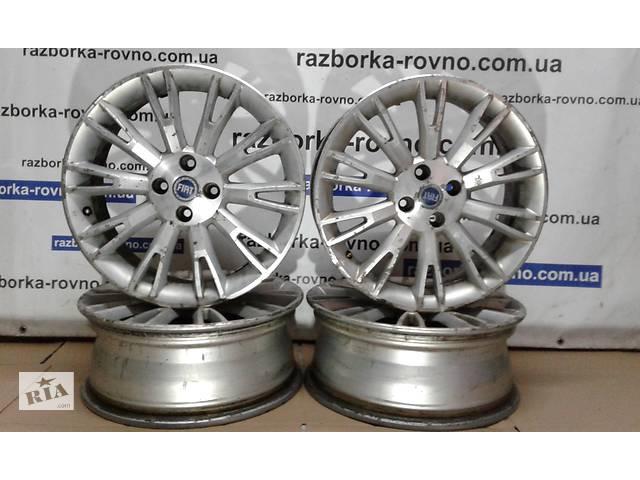 Б/у диск,диски титановые Fiat R17 6.5J17H2 4x98- объявление о продаже  в Рівному
