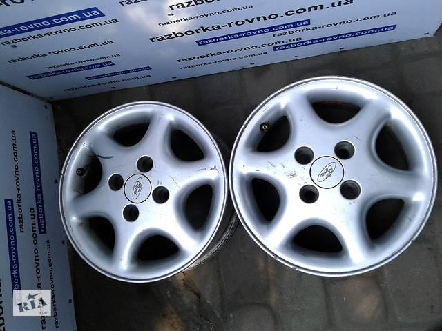 Б/у Диск диски титановые Ford R14 4x108- объявление о продаже  в Ровно