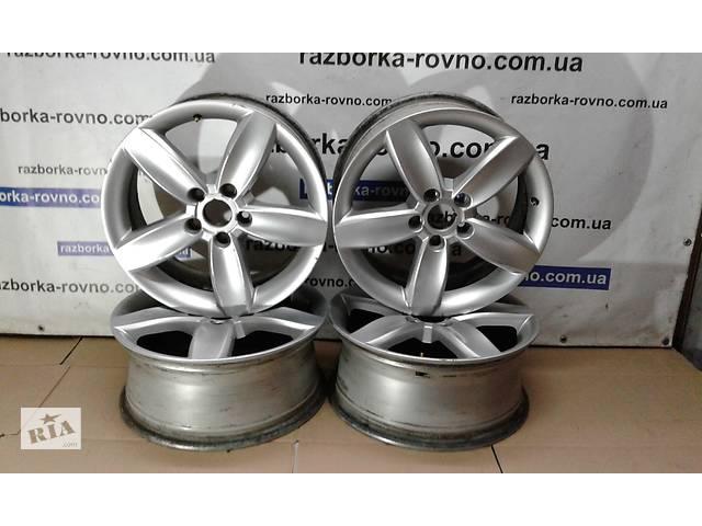 купить бу Б/у диск,диски титановые Seat Leon R17 7J17H2 5x112 в Ровно