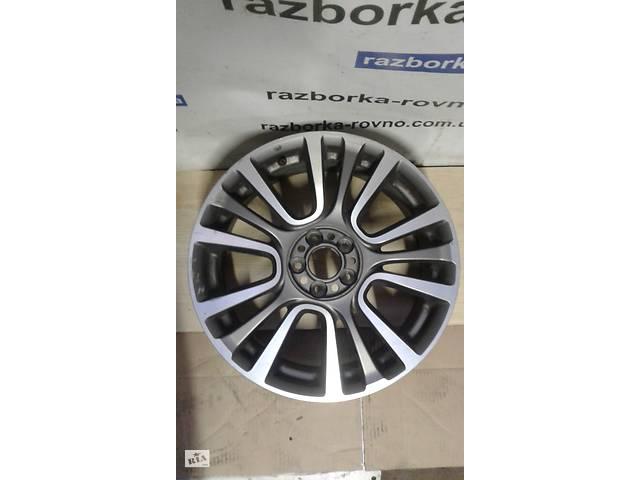 бу Б/у диск Fiat 500L R17 5x98 диск колесный легкоспавный титановый в Ровно
