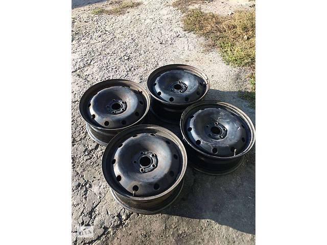Б/у диск колесный R16 6.5J16H2, 1010821, Renault Laguna 2, Рено Лагуна 2- объявление о продаже  в Кропивницком (Кировоград)