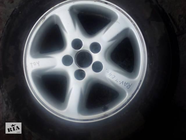 продам Б/у диск легкосплавный R16x7JJ для Toyota Rav 4  42611-42130 бу в Киеве