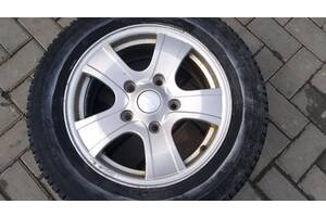 Б/у диск литой (оригинал) на 16 для Chevrolet Niva/ВАЗ 2123