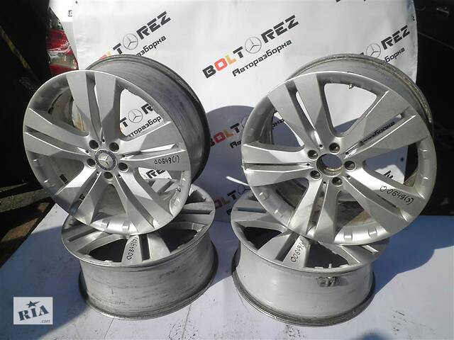 продам Б/у Диск R20 на Mercedes x164 GL 2006-2012 бу в Харькове