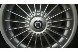 б/у диски с шинами BMW Alpina