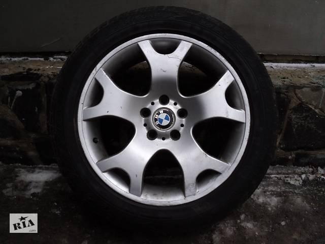 бу Б/у диск с шиной для BMW X5 E53 R19 в Луцке